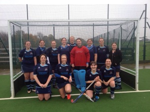 Staveley 2nds, 15th November 2014